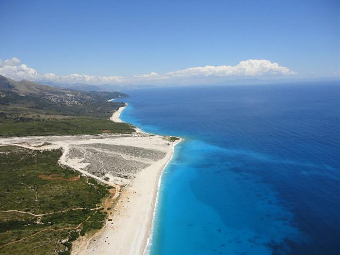 Beaches All About Himara Everything You Need